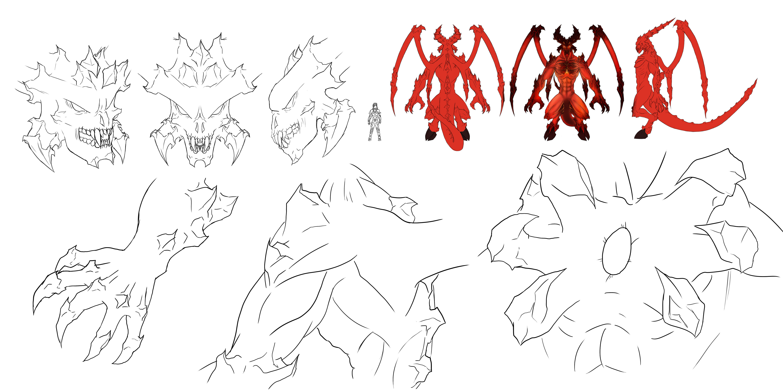 Demon Character Sheet