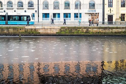 Göta Canal, Gothenburg