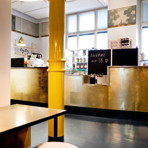 DESIGNMUSEUM CAFE