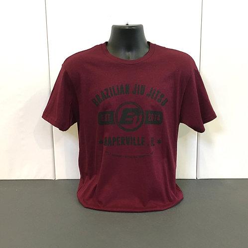 Maroon / Black - University Shirt