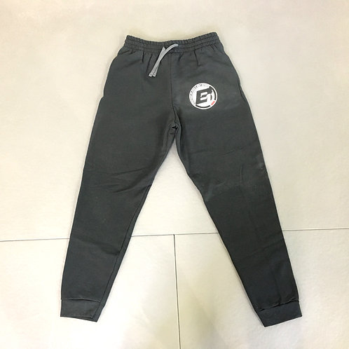 Black - Mens Jogging Pants