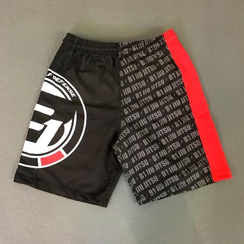 Black - Youth No-Gi Shorts