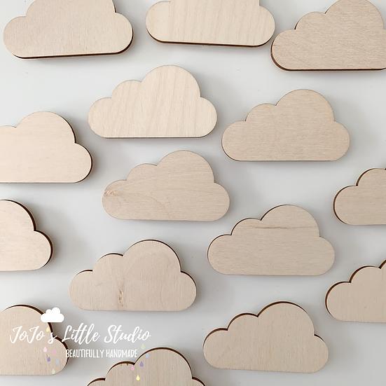 ADD ON ITEM - Cloud Wall Hanging Hook - By Rosie Meringue