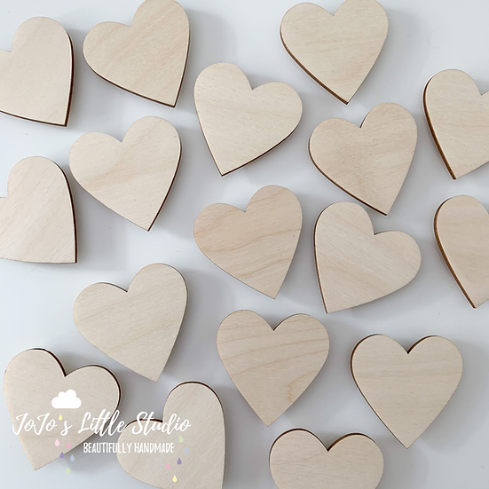 Heart Wall Hanging Hook - By Rosie Meringue