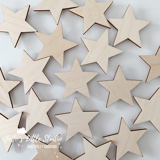 Star Wall Hanging Hook - By Rosie Meringue