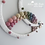 Thumbnail: Muted Pastel Rainbow Speckled Super Moon Wall Hanging - 30cm