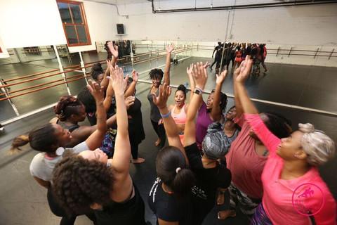 Afro Beats Meets FitMoms