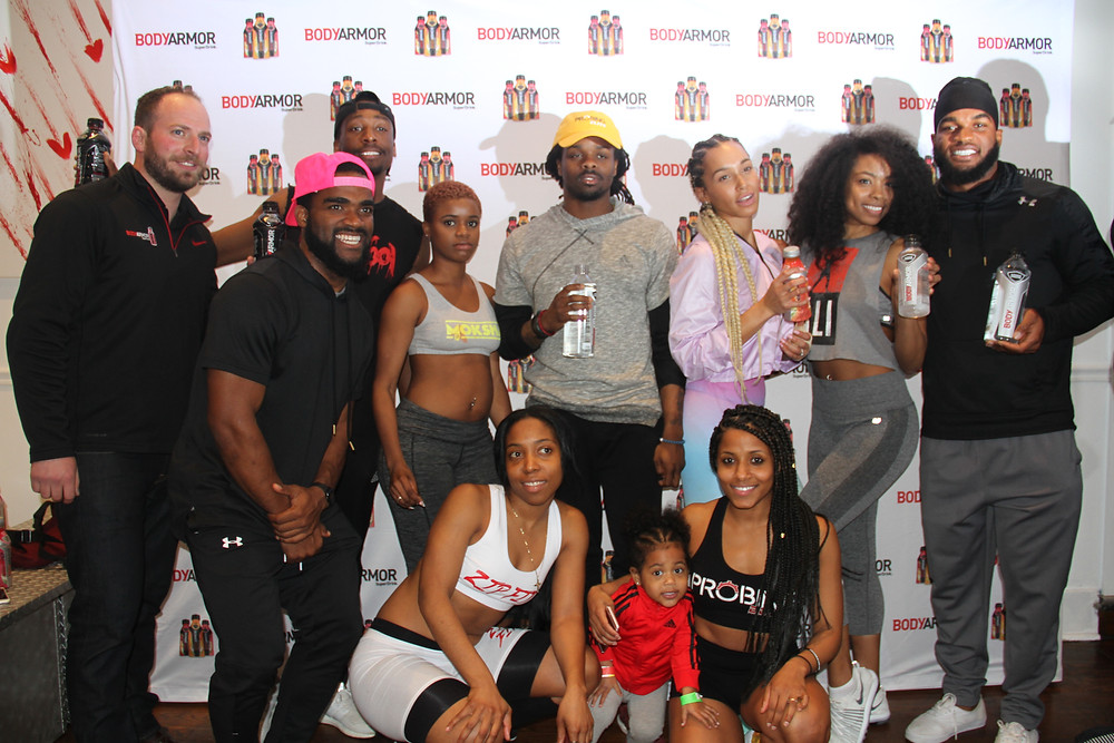 Fit Moms Of Philly Collab with Sky Landish and Dj Drewski