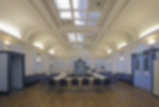 The Forum 75 people capacity central London room for hire