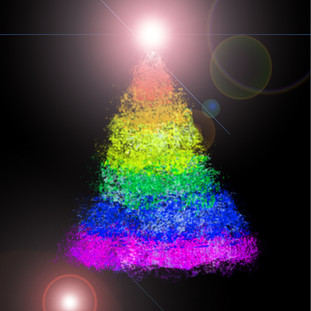LGBTQ Christmas Tree