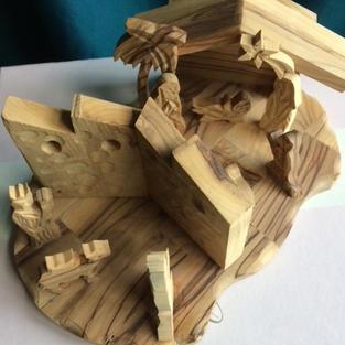 Nativity Scene from Jean