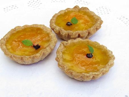 Orange Mince Pies by Fran