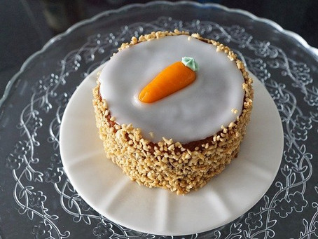Carrot Cake by Sandy