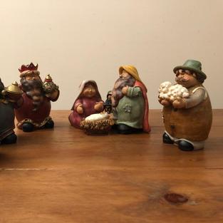Nativity Scene by Keith