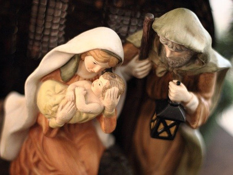 Dec 16th – Advent Day 18 – Mary