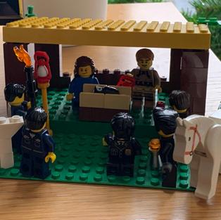 Nativity Scene by Nigel