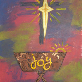 Nativity Scene by Jackie