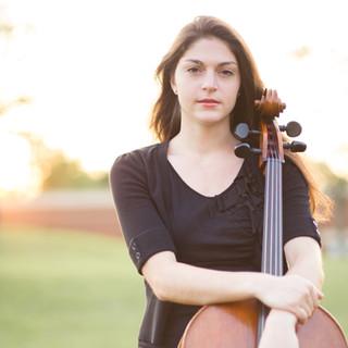 Jessica Albrecht | Cello