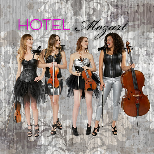 Hotel Mozart Physical Album