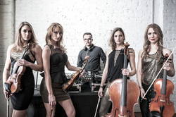 Spinphony Electric String Quartet