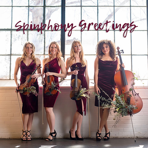 Spinphony Greetings