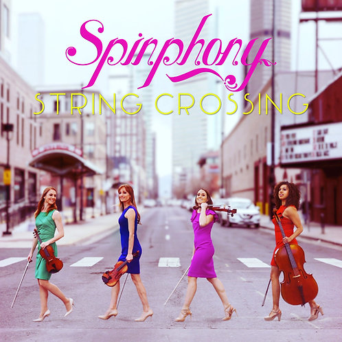 String Crossing Physical Album