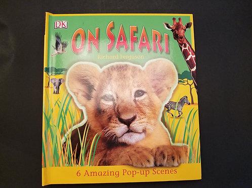 On Safari Pop-up Book