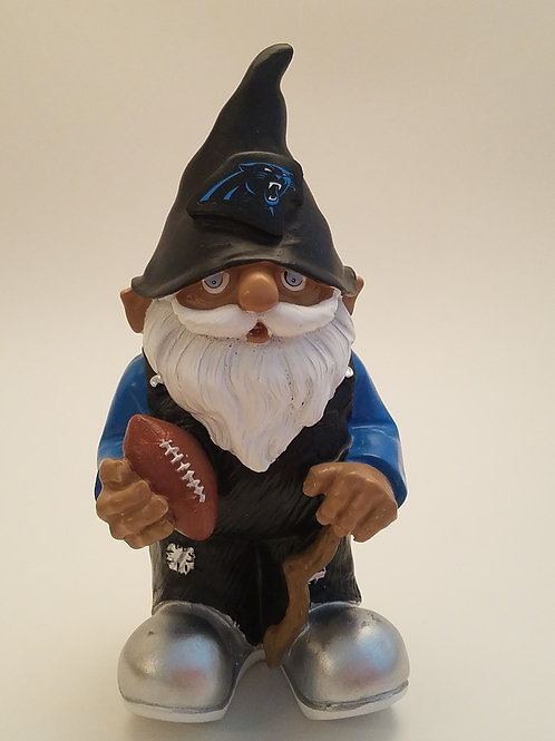 NFL Panther's Gnome