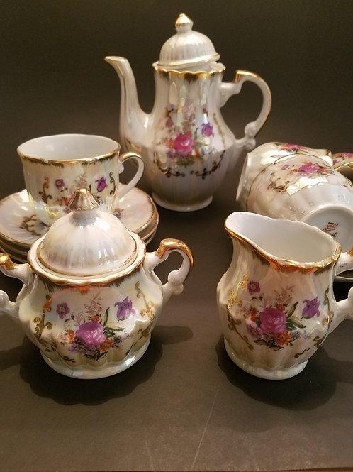 Vintage Tea set Made in Japan