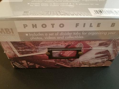 Photo File Box