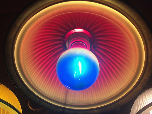 The Original Rainbow F/X Lightbulb - Rainbow