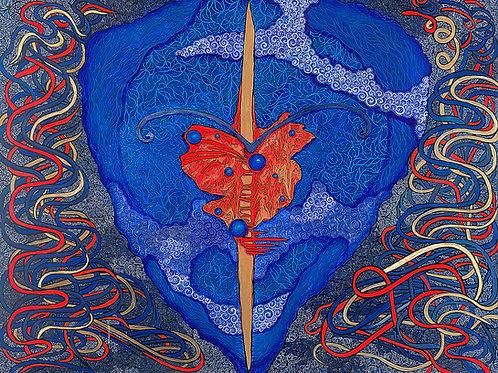 Butterfly Heart Chakra