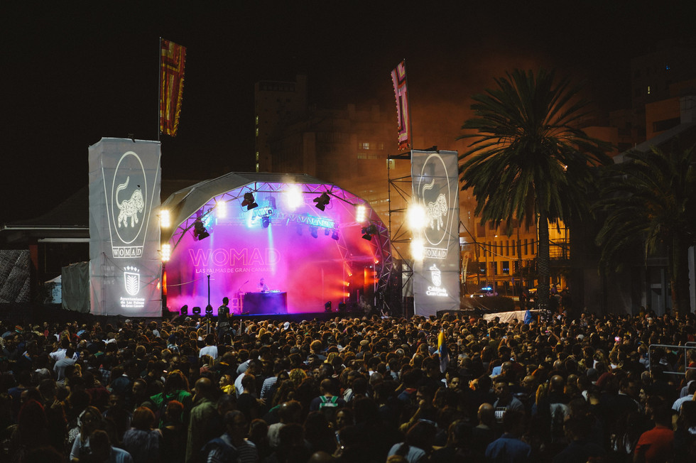 Touring WOMAD