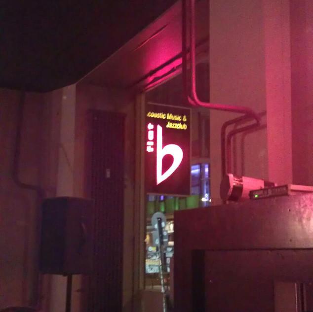 """Shared Night"" bFlat Berlin"