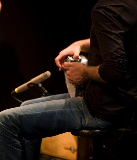 Andreas Klumpf Percussion