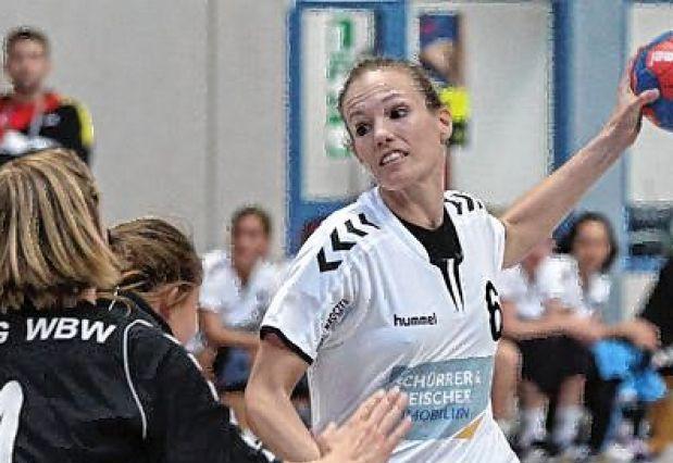 FSG-Spielerin Jennifer Müller erzielte vier Treffer.