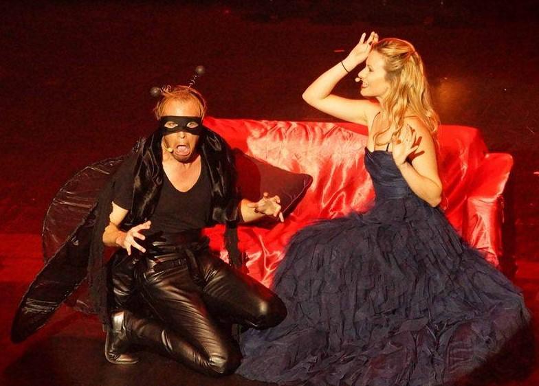Le duo de la mouche - Offenbach