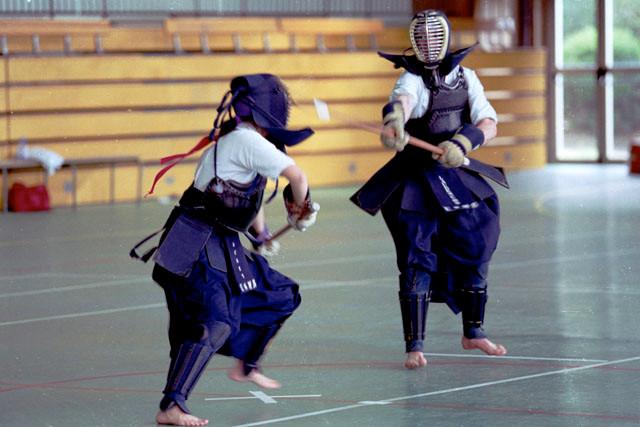 Naginata combat1