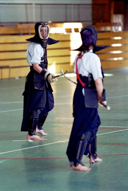 Naginata combat2