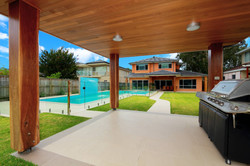 Backyard - Patio