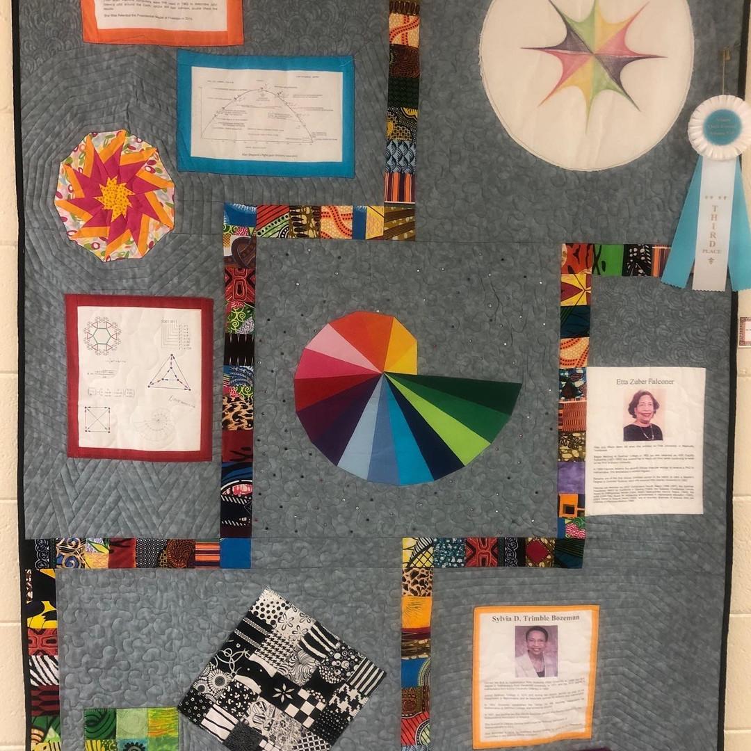 "3rd Place - ""Phenomenal Women Mathematicians"" by Michelle Willis"