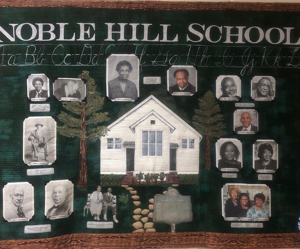 "Honorable Mention - ""A Noble Idea"" by Teresa Cook"