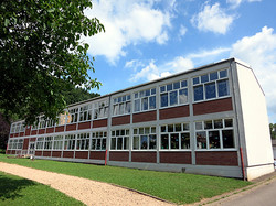 Schulhaus in Dirmingen