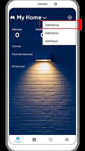 Wozart App- Add device _2