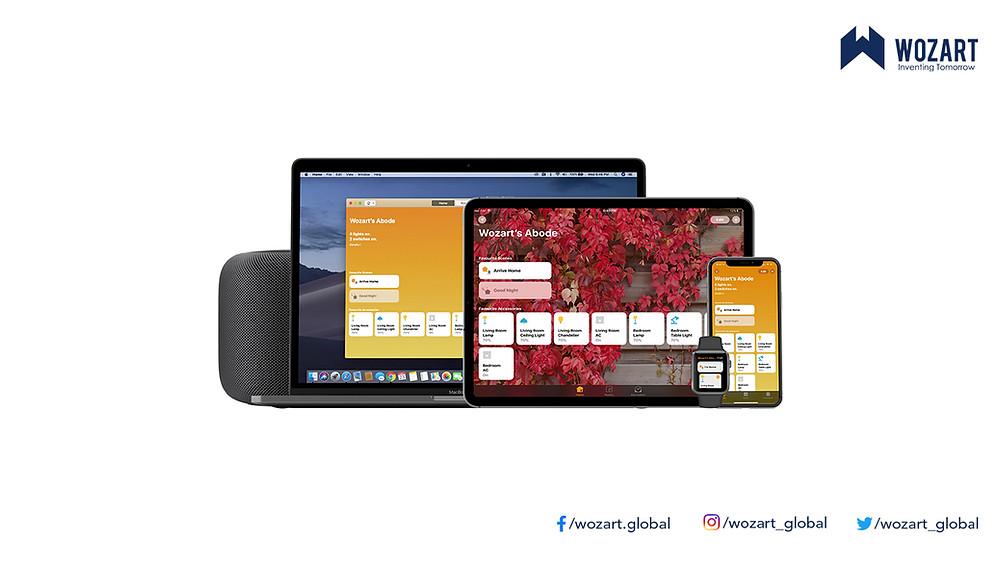 Apple Homekit with Siri is Apple's offering in the smart speaker category