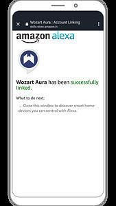 Amazon Alexa with Wozart - 7