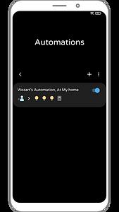 SmartThings - Add Automation _24