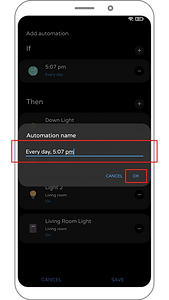 SmartThings - Add Automation _11