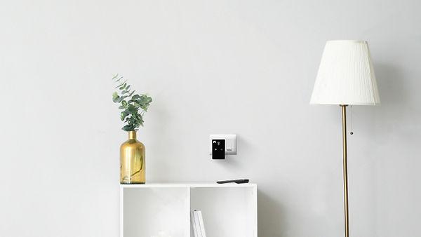 Wozart Smart Plug is easy to install & configure. It's plug & play.