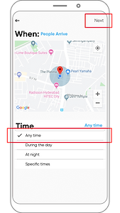 Wozart App - Geo-Aware _ 5